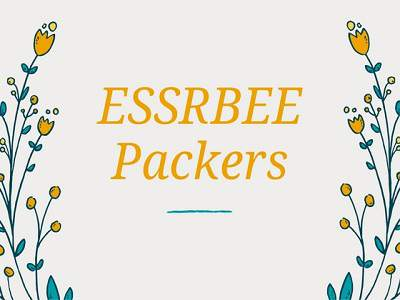 ESSRBEE packers and movers