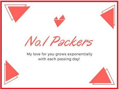 No.1 packers and movers
