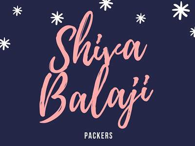 Shiva Balaji packers and movers