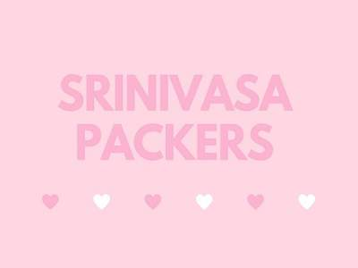 Srinivasa packers and movers