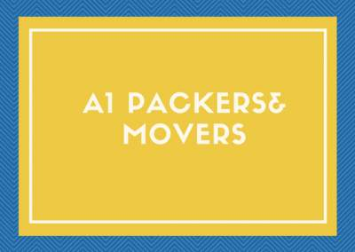 A1 Packers & Movers
