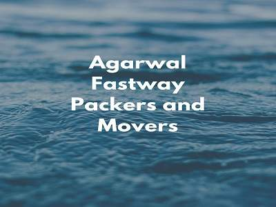 Agarwal Fastway Packers and Movers