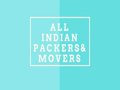 All Indian packers and movers