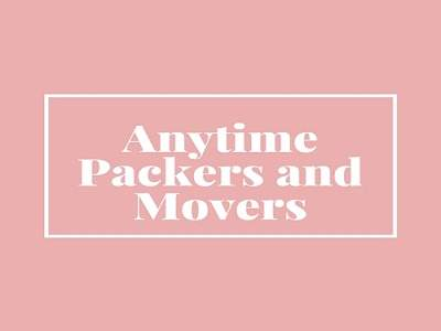 Anytime Packers and Logistics