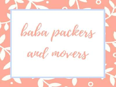 baba thane packers and movers