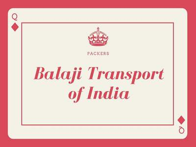 balaji transport packers and movers