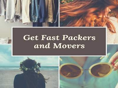Get Fast Packers and Movers