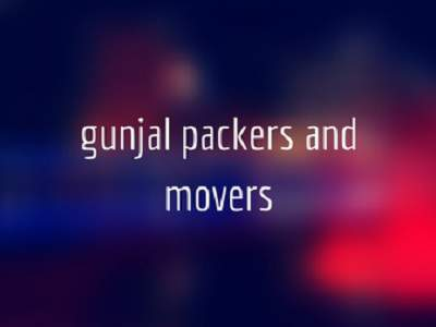 gunjal thane packers and movers