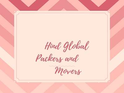 Hind Global Packers and Movers