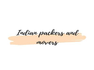 Indian Packers and Movers