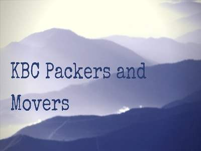 kbc solapur packers and movers