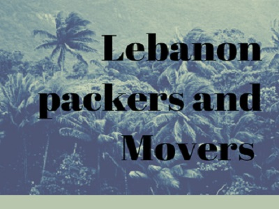 Lebanon Packers & Movers