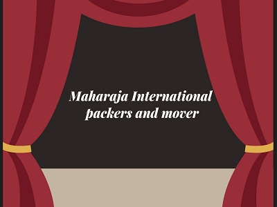 maharaja international packers and mover