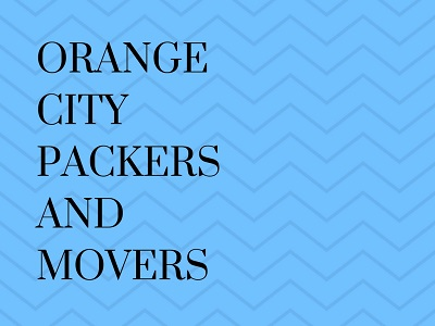 orange city packers and movers