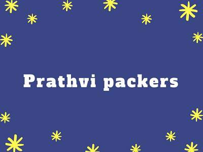 Prathvi packers and movers