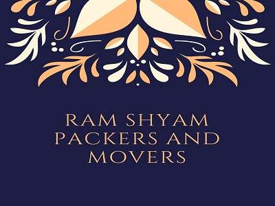 Ram Shyam Packers and Movers