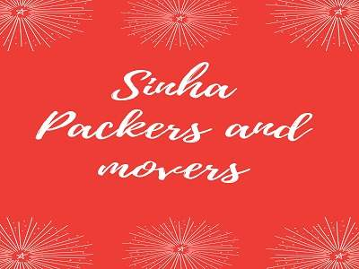 Sinha Packers and movers
