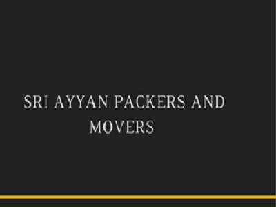 sri trichy packers and movers