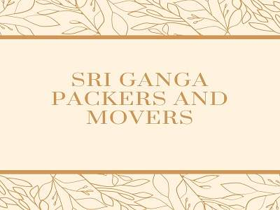 Sri Ganga Packers and Movers img 1